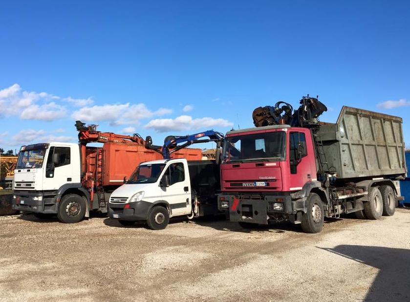 Commercio rottami ferrosi fermo commercio rottami for Ferro usato al kg