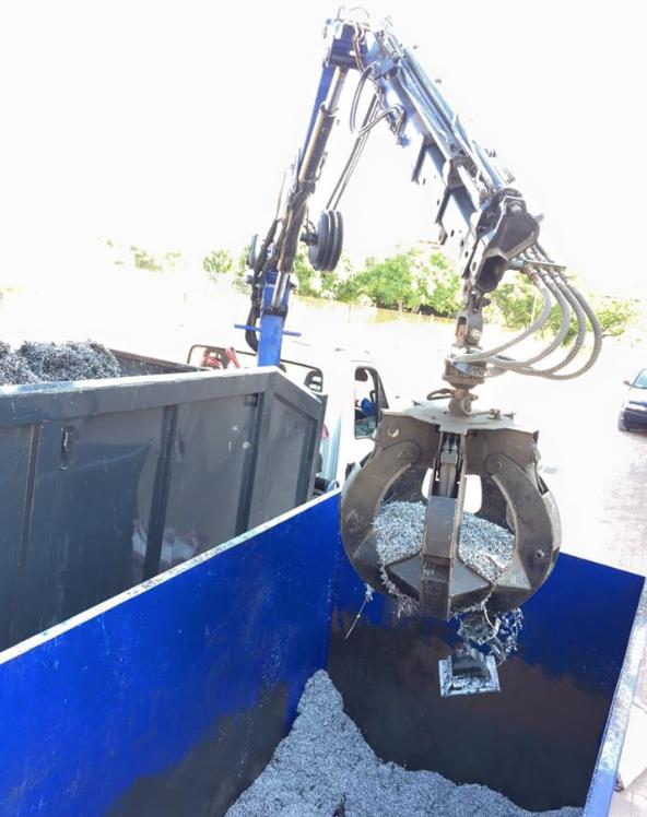 Commercio rottami ferrosi marche commercio rottami for Ferro usato al kg